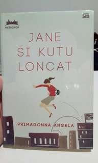Novel Metropop Jane si Kutu Loncat by Primadona Angela