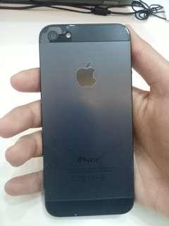 Iphone 5 hitam