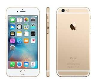 iPhone 6S Gold 16GB Smartphone