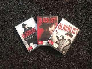 Blacklist DVD TV Series