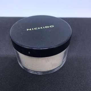 Nichido Final Powder 25g in Ivory Glow