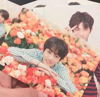 [WTB/WTT] LOVE YOUSELF WORLD TOUR JAPAN MINI PHOTOCARDS JUNGKOOK