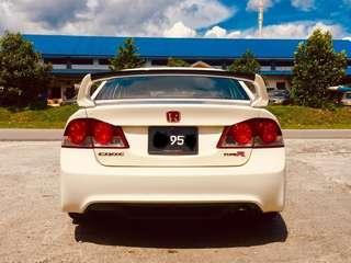 Honda Civic FD2r