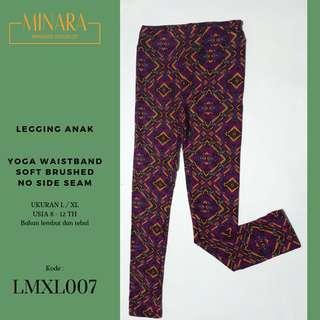 Legging anak L/XL