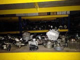 Bmw vaccum pump high pressure pump