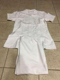 🚚 護士服-褲裝 (短袖)