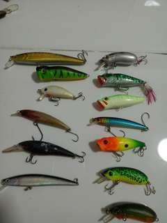 Cheap Fishing Lures