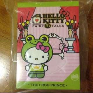 Macdonald Hello Kitty Fairy Tales - The Frog Prince