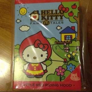 Macdonald Hello Kitty Fairy Tales - Little Red Riding Hood
