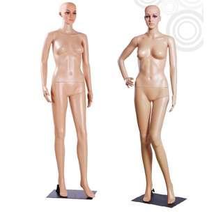 Female full body mannequin Plastic