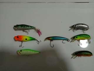 Cheap Fishing Lures!!!