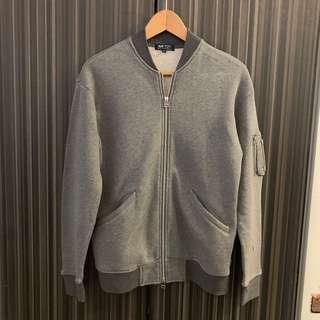 Beams 男裝灰色外套 Size :Medium 90% New 購自日本