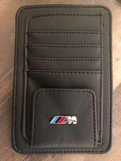 BMW M Sport Stylish card, cash, paper, pen, glasses holder