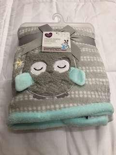 Plush Baby Blanket (Fleece)