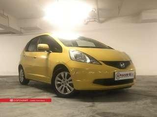 Honda Jazz 1.3A L (New 5 Year COE)