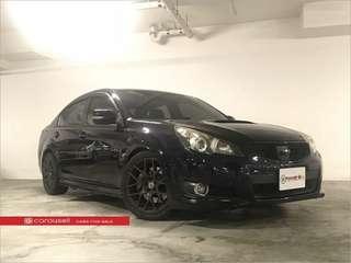 Subaru Legacy 2.5A GT