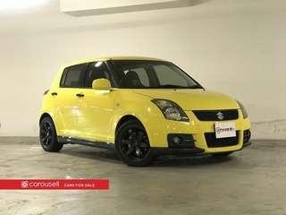 Suzuki Swift Sport 1.6M