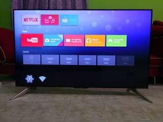 Sharp Aquos 60in Smart Tv Android