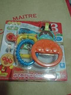 全新麵包超人玩具嬰兒玩具(包平郵)