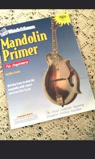 Mandolin Primer Watch & Learn Music Book For Beginners CD