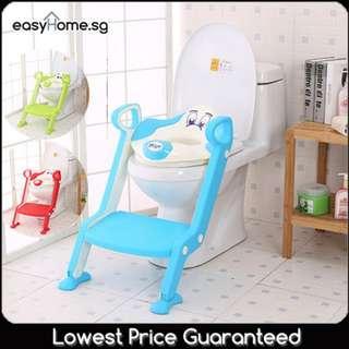🚚 BQ103 Toilet Training Stair - Kids Children Urine Pee
