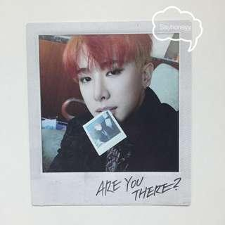 Monsta X Wonho Are You There 4