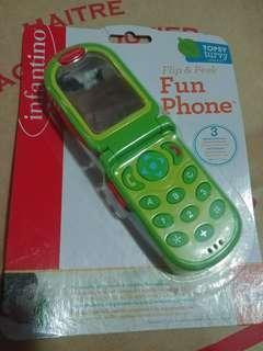 全新電話玩具