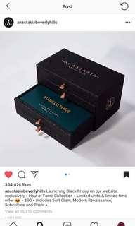 LOOKING FOR SOMEONE TO ORDER ANASTASIA BEVERLY HILLS VAULT