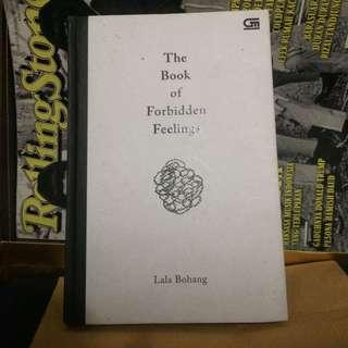 Preloved Lala Bohang The Book of Forbidden Feeling