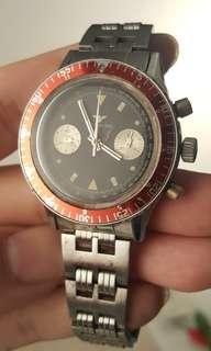 Wittnauer 古董計時錶 vintage chronograph watch