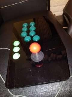Xbox 360 三和透明Joystick