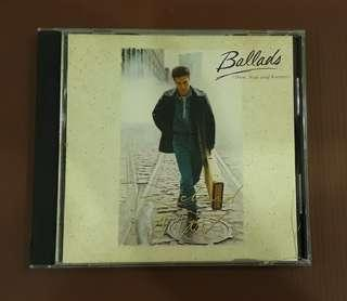 CD Richard Marx - Ballads ( Then,Now and Forever ) EU Press