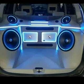 Audio murmer