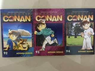 Komik Conan (3 terbaru)❤️