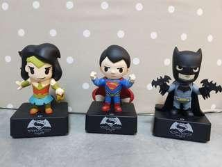 Limited Edition DC Light-Up Figurines
