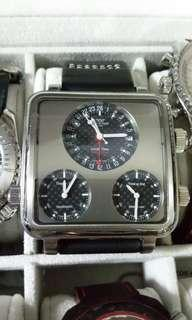 Glycine airman 4 time zone 7 mayor