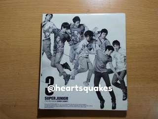 Super Junior 3rd Album Sorry Sorry Repackage