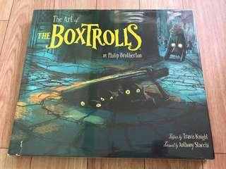 The Art of Boxtrolls