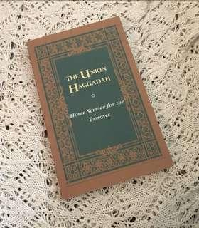 The Union Haggadah: Home Service for Passover  Book