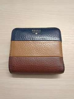 Authentic Fossil Bifold (Mini Wallet)