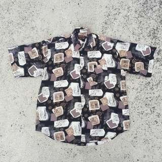 Vintage Short Sleeve Shirt