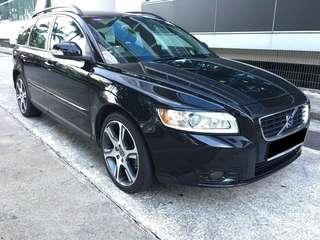 CHEAP CAR PROMOTION VOLVO V50 $270 24/08 - 27/08 P PLATE WELCOME(LOW DEPOSIT)
