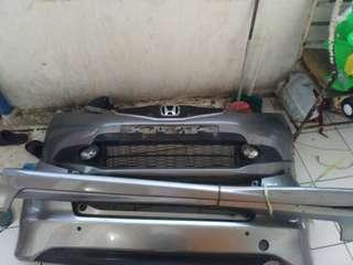 Pullset Bumper Jazz RS 2012