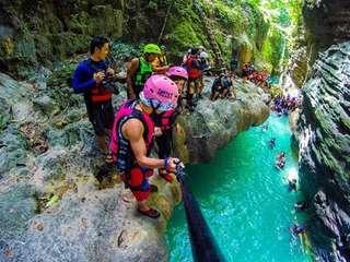 Kawasan Falls Cebu: River Canyoneering Adventure