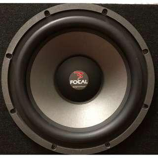 Focal Polyglass 33 V2 Subwoofer