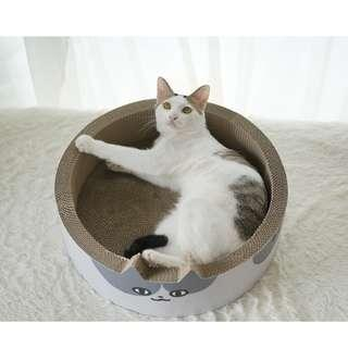 Big size cat scratcher