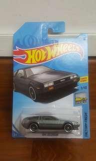 Hot Wheels DMC Delorean