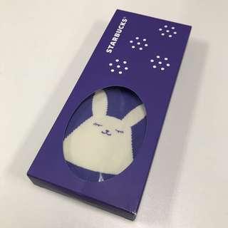 Starbucks Taiwan 2018 Mid Autumn + Rabbit collection ~ 400ml-500ml thermos (bottle cotton case)