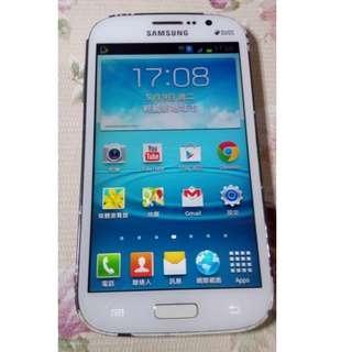 🚚 三星SAMSUNG GALAXY Grand i9082雙核5吋智慧手機 3G 4G 皆可用,功能都正常,只賣1500元