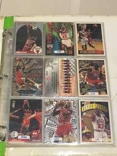 Michae Jordan Premium Card Original